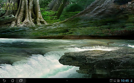 Real River Flow Live Wallpaper