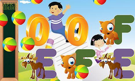 alphabet games for kids abc