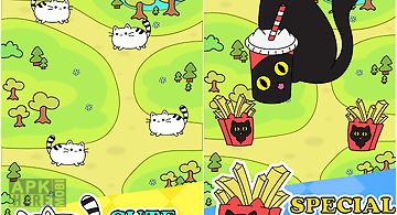 Cats evolution - clicker