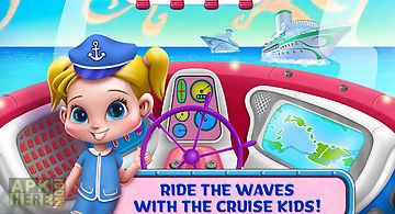 Cruise kids - ride the waves