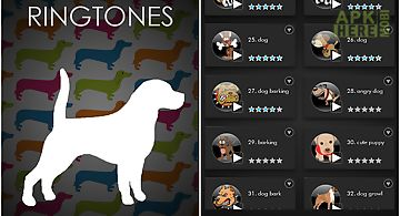 Dog sounds ringtones