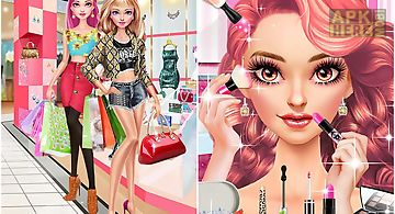 Glam doll salon - chic fashion