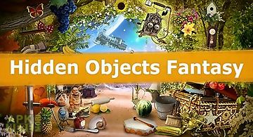 Hidden objects: fantasy
