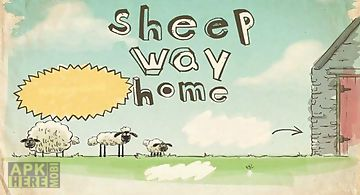 Sheep way home