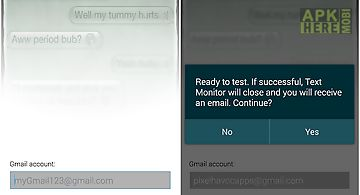 Text monitor