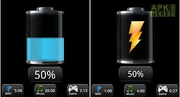 Battery monitor hd