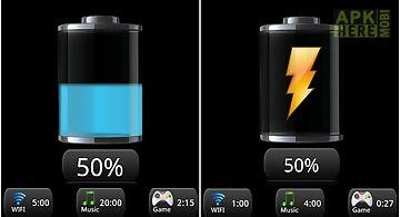 Battery monitor hd