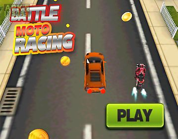 battle moto racing