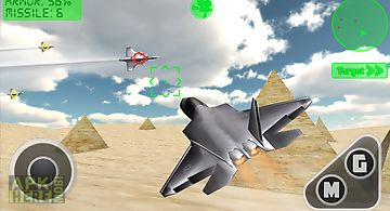 F22 fighter desert storm free