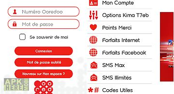 application my ooredoo