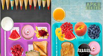School lunch maker