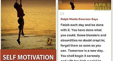 Self motivation daily