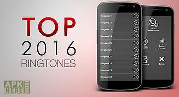 Top 2016 ringtones