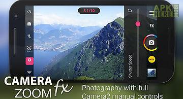 Camera zoom fx - free