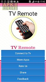 universal tv remote for all