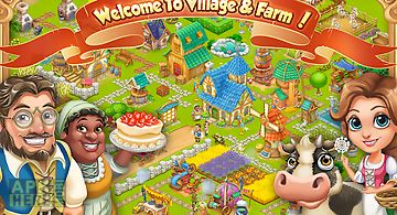 Village and farm