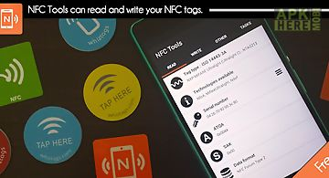 Nfc retag free for Android free download at Apk Here store