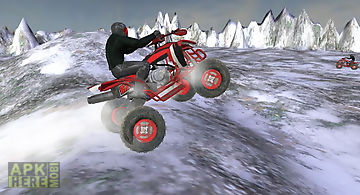 Quad bike rally racing 3d
