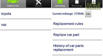 Carmanager mobile