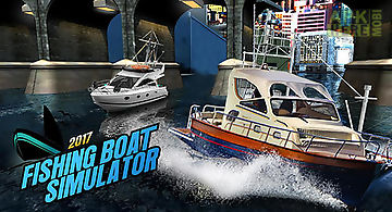 Fishing boat driving simulator 2..