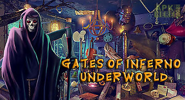 Hidden ibjects: gates of inferno..