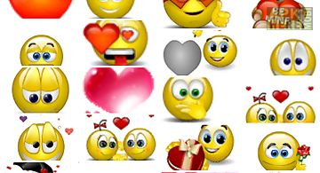 Smileys love