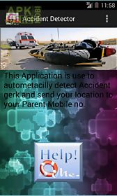 accident detector