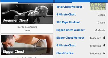 Push- fit: chest