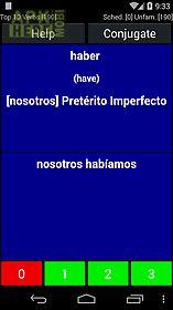 spanish verb trainer