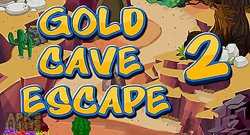 Gold cave escape 2