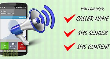 Say caller name