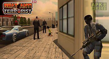 Swat anti-terrorist 3d