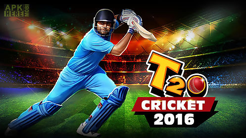 t20 cricket game 2016