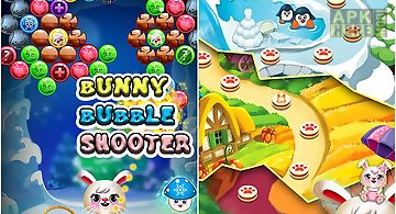 Bunny bubble shooter pop: magic ..