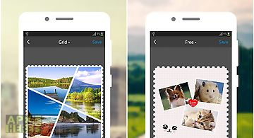 Photo grid - collage studio