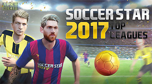 soccer star 2017: top leagues