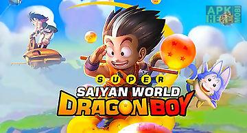 Super saiyan world: dragon boy