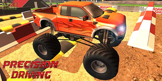 ultimate monster truck rally