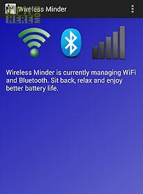 wireless minder