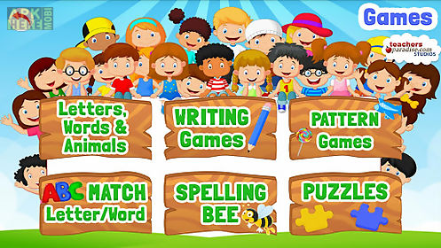abc preschool games for kids