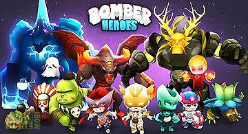 Bomber heroes: bomberman 3d