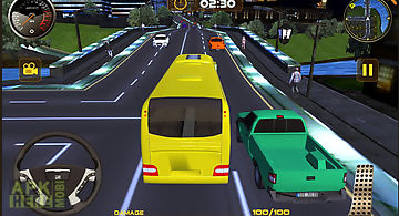 City bus simulator 3d 2016