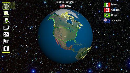 earth 3d earth 3d