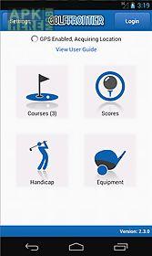golf frontier - golf gps