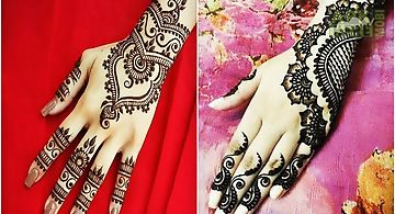 Mehndi Designs App Download : Mehndi designs for android free download at apk here store apkhere