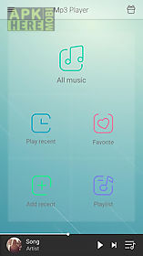 Mp3 player pro for Android free download at Apk Here store - Apktidy com