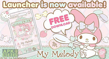My melody launcher sugar sweet