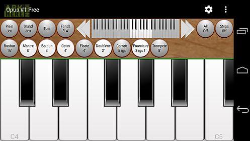 opus #1 free - the pipe organ