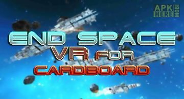 End space: vr for cardboard