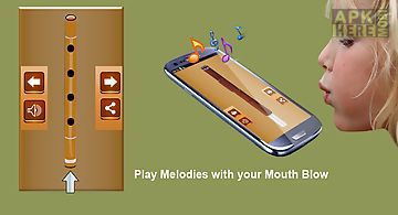 Virtual flute for Android free download at Apk Here store